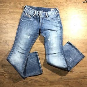 Diesel Louvely denim jeans